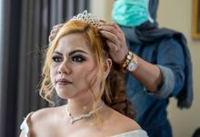 Intimate wedding session Hagi dan Thalia (20-10-2020) by Weddingscape