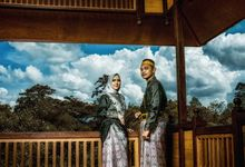 Prewedding Mirna & Junior by Amrin Wahid