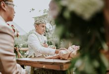 wedding adisti & indra by akar photography