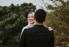 prewedding shyla by akar photography