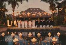 Wedding at Villa Tirtha by Bali Tie d' Knot