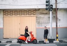 Vivi & Firman Prewedding Session by martialova photoworks