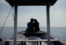 The Prewedding of Yudi & Angel | Jakarta by We Make Memoir