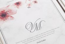The Wedding of Martin & Vanya by SentimeterCard