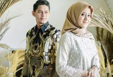 Vincha & Syamsi Prewedding Session II by martialova photoworks