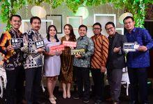 P & K Wedding by Bali Photobooth Service