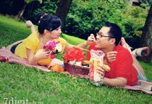 pre wedding Martin dan Sari8 by Susanti Wang Make Up Artist