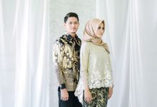 Vincha & Syamsi Prewedding Session by martialova photoworks