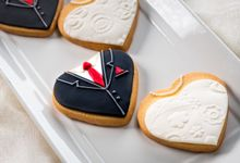 Customised Wedding Flavours by LA BONNIE PASTRIES PTE. LTD.