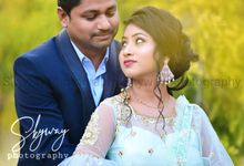 Wedding And Pre-wedding Shoot by Skyway Photography