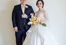 Handi & Rima Wedding Day by Outress