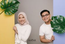Anya & Anton Prewedding by Katha Photography