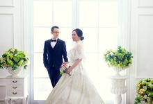 Anna & Suanto Prewedding by Michelle Bridal