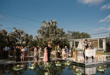 Andy & Katherina Wedding at The Sanctus by Varawedding