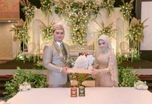 Adhe & Dimas Intimate Wedding Package by Blueroses Planner