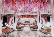 The Ritz Carlton Grand Ballroom 2020 03 07 by White Pearl Decoration
