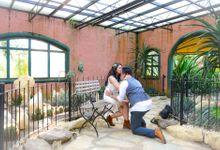 Bernard & Hayu Pre Wedding by MariMoto Productions