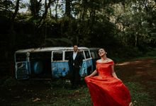 couple anggia & risky by akar photography