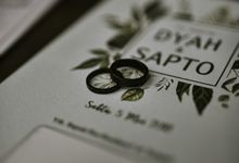 wedding diah & sapto by akar photography