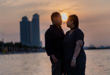 mini sesi prewedding Elia dan Erto (11 Nov 2020) by Weddingscape
