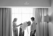 The Intimate Wedding Of Saras & Iqbal by Armadani Organizer