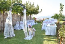 Wedding  coverage by Christos Pap photography