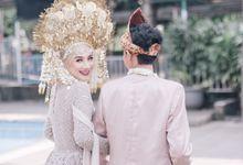 Audy & Faishal by Base wedding ID