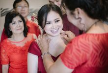 THE ENGAGEMENT OF LESLIE & MARSHA by Alluvio
