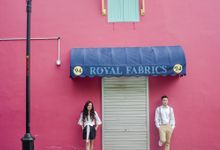 Pre Wedding Fina & Rico by Bondan Photoworks