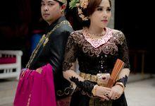 Prewedding Adit & Aulia by garlick photo