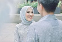 Egi & Fauzan Engagement by Katha Photography