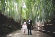Pre Wedding Andrew & Jessica by Coline Photography