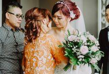 The Wedding of  Chandra & Welis by Satori Planner