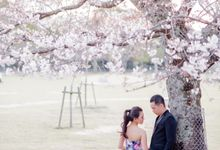 Pre WEdding Octa & Evelyn by Bondan Photoworks