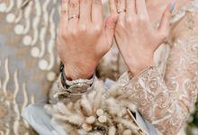 Puteri & Temmy Engagement by portraitbyfaisal