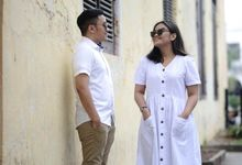 Prewedding Theresia RM Sigalingging & Harold Maurice Samosir by AW Media