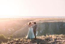 prewedding stevanus + nike by OPTIMA | photo video