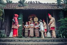 Wedding Reception at Plataran Cilandak by GoFotoVideo