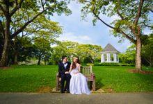 Prewedding Kristian & Lili by Firstlightcapture
