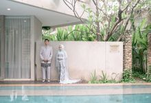 Wedding Yulia & Bagas by Azila Villa