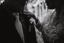 The Wedding of Wahyu & Nuri | Lembur Kuring by We Make Memoir