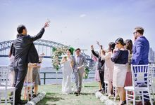The Wedding of Rio & Astrid by Alluvio