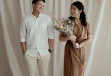Th Prewedding of Evan & Claudya | Jakarta by We Make Memoir