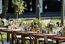private wedding at Villa Florimar by Villa Florimar