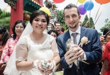 Wedding Ayu & Martin by Video Art