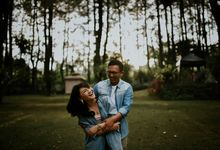 Audrey & Andreas couple session by akar photography