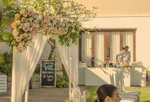 Filipino Wedding at Pandawa Cliff Estate by Bali Tie d' Knot