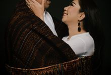 Angel & Berdy Prewedding by Katha Photography