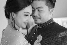 Engagement Kiky & Dwima by Azila Villa
