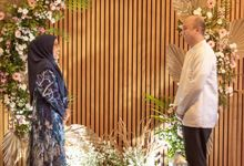 Engagement Annisa & Hedityo by Weddingscape